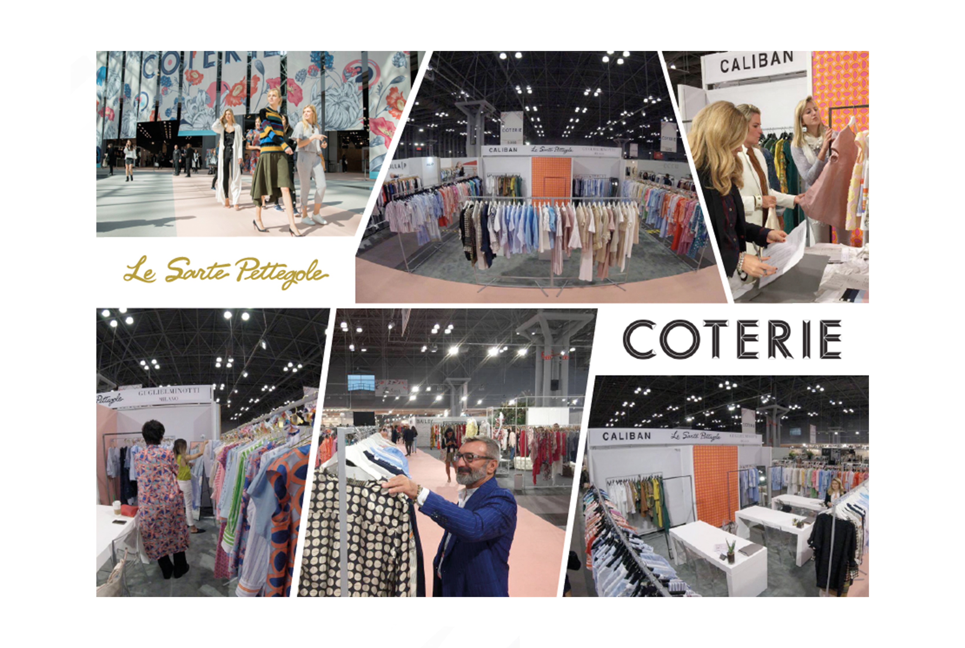 Spring Summer 2018 collection at Coterie​